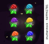 forest fairy game elements....