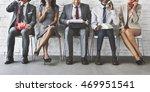 business workers corporate... | Shutterstock . vector #469951541