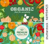 flat food design concept on...   Shutterstock .eps vector #469954925