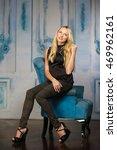 model on photo set | Shutterstock . vector #469962161