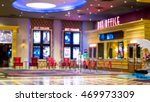 ticket sales at movie theaters . | Shutterstock . vector #469973309