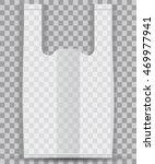 plastic bag template for... | Shutterstock .eps vector #469977941