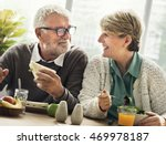 retirement senior couple... | Shutterstock . vector #469978187