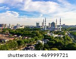 beautiful view of shah alam... | Shutterstock . vector #469999721