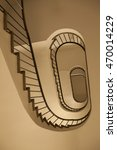 Stairwell. A Image Of A...