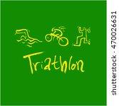 sports pictogram | Shutterstock .eps vector #470026631