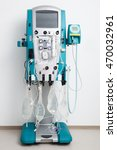 hemodialysis machine with... | Shutterstock . vector #470032961