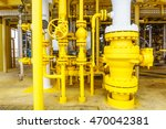 pipeline production and control ...   Shutterstock . vector #470042381