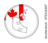 canada state of northwest... | Shutterstock . vector #470116307
