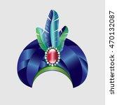 arabic luxury. middle east...   Shutterstock .eps vector #470132087