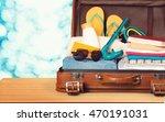 summer. | Shutterstock . vector #470191031