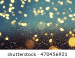 blurred glitter lights... | Shutterstock . vector #470456921