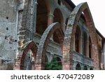 Ruins Of An Antique Castle...