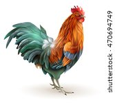 Classic Fairy Tales Rooster...