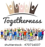 diversity nationalitise unity... | Shutterstock . vector #470716037