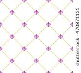 geometric repeating vector... | Shutterstock .eps vector #470871125