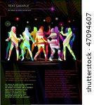background | Shutterstock .eps vector #47094607