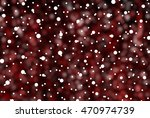abstract background brown bokeh ... | Shutterstock . vector #470974739