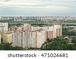 city landscape and buildings | Shutterstock . vector #471026681