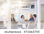 corporate business meeting in...   Shutterstock . vector #471063755
