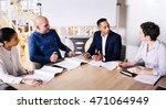 annual general meeting between...   Shutterstock . vector #471064949