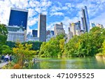 view of central park in new... | Shutterstock . vector #471095525