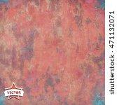 grunge background. vector... | Shutterstock .eps vector #471132071