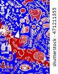 nursing  | Shutterstock . vector #471211355