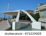grado  italy   october 10  2012 ... | Shutterstock . vector #471219005