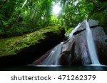 long exposure image of kipungit ... | Shutterstock . vector #471262379