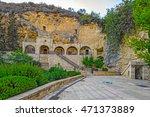 Hermit Cave Of Saint Neophytos...