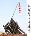 Marine Corps War Memorial Iwo...