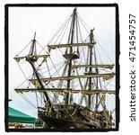 Tall Ships Spanish Galleon
