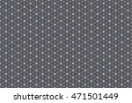 geometric pattern in  art... | Shutterstock . vector #471501449