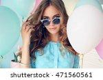 fashion interior photo of... | Shutterstock . vector #471560561