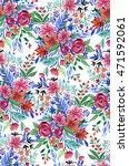 small flowers  romantic...   Shutterstock . vector #471592061