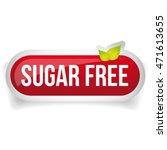 sugar free button icon