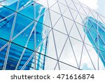 abstract building background   | Shutterstock . vector #471616874