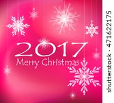 merry christmas and happy new... | Shutterstock .eps vector #471622175