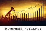 3d illustration of oil pump... | Shutterstock . vector #471633431