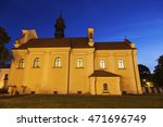 St. Catherine Church In Zamosc...
