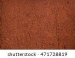 background of a dry powder... | Shutterstock . vector #471728819