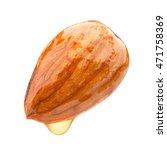 Golden Almond Oil Drop
