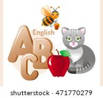 Vector Illustration. English...