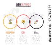 business infographics. timeline ... | Shutterstock .eps vector #471781979