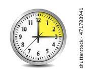 vector 15 minutes | Shutterstock .eps vector #471783941
