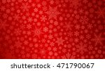 christmas background of big and ... | Shutterstock .eps vector #471790067