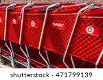 indianapolis   circa august... | Shutterstock . vector #471799139
