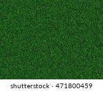meadow lush green grass texture ... | Shutterstock . vector #471800459