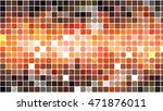 christmas vintage background... | Shutterstock . vector #471876011